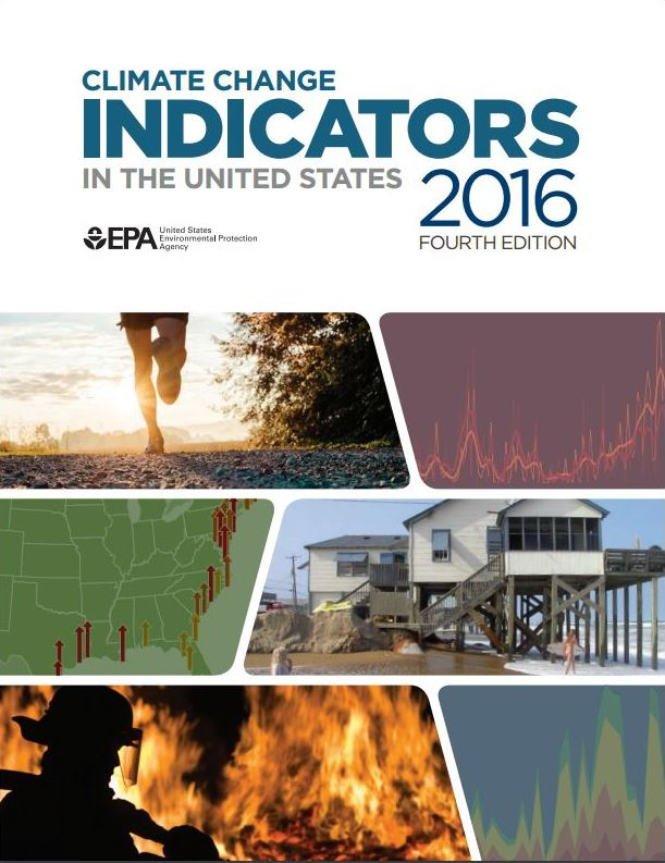 Climate Change Indicators in the United States 2016