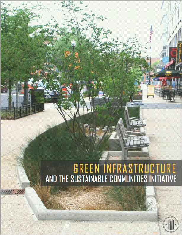 Green Infrastructure and Sustainable Communities Initiative report