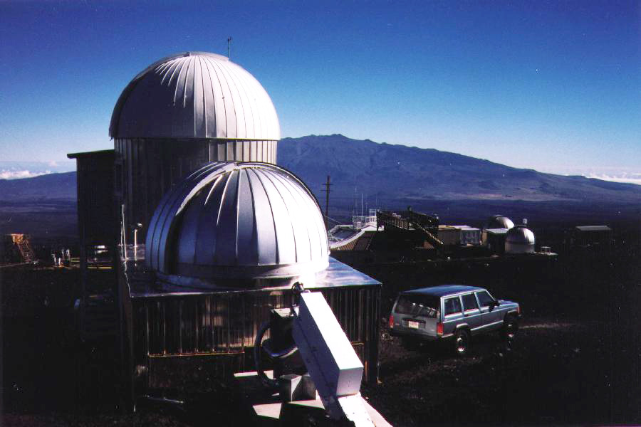 NOAA's Mauna Loa Observatory