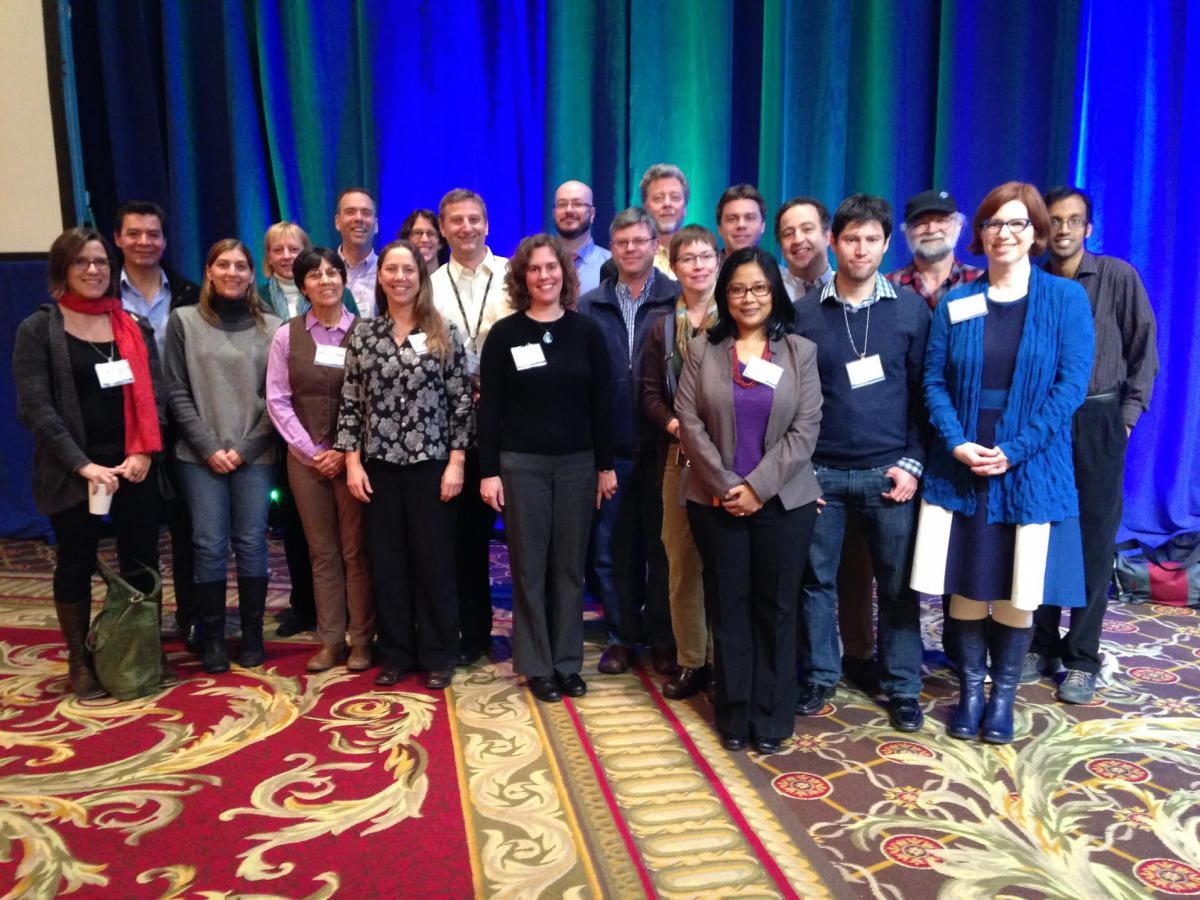 NACP meeting participants