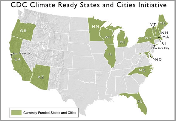 Climate-Ready States and Cities Initiative