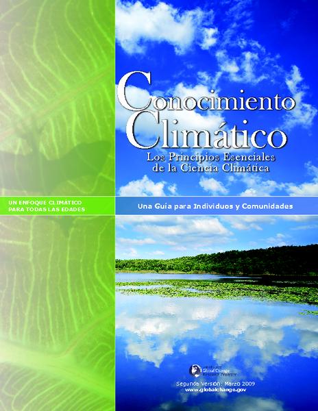 Conocimiento Climatico