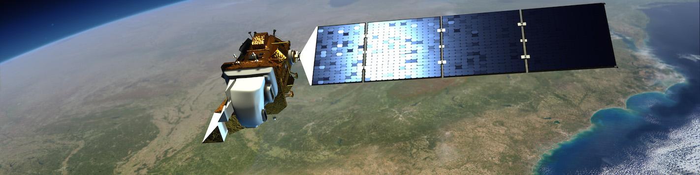 NASA/USGS Landsat satellite