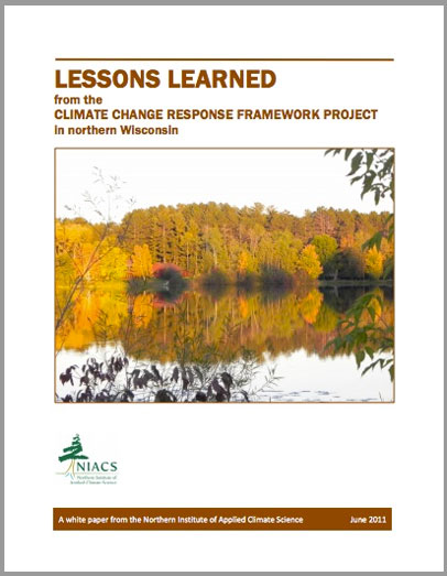 Northwoods Climate Change Response Framework Project