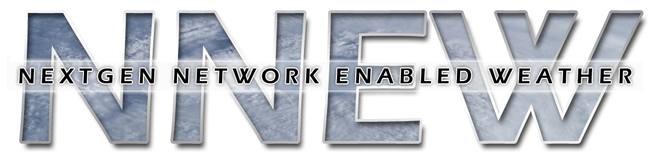NextGen Network Enabled Weather Logo