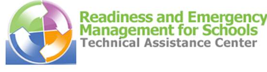 Department of Education's Readiness and Emergency Management for Schools Program Logo