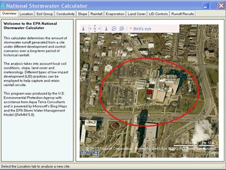National Stormwater Calculator