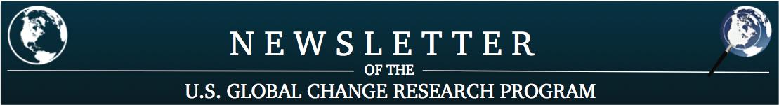 USGCRP newsletter banner