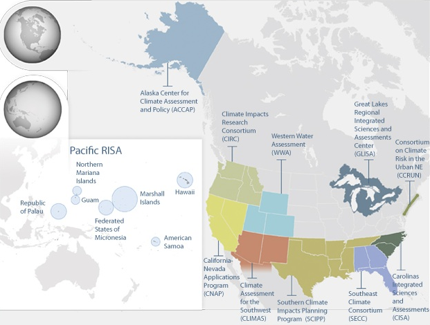 NOAA Regional Integrated Science and Assessments (RISA)