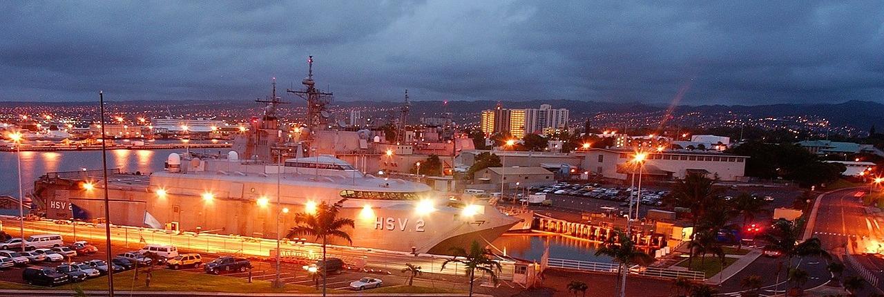 Pearl Harbor, Honolulu, HI