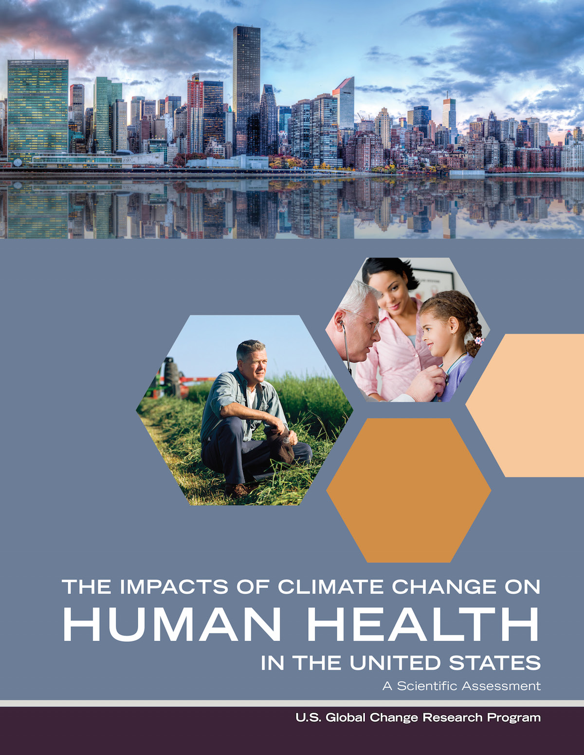 The Impacts of Climate Change on Human Health in the United States: A Scientific Assessment