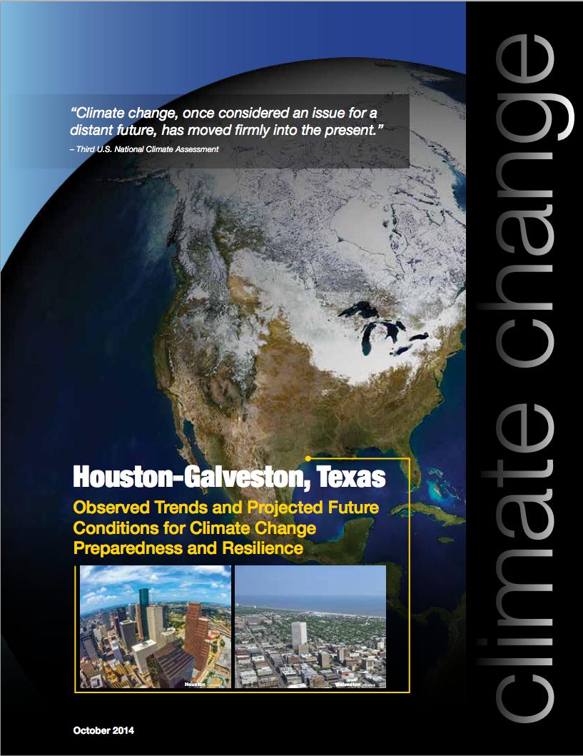 Houston regional brochure cover