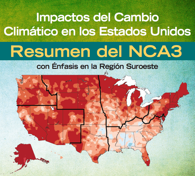 Spanish translation of select parts of the National Climate Assessment