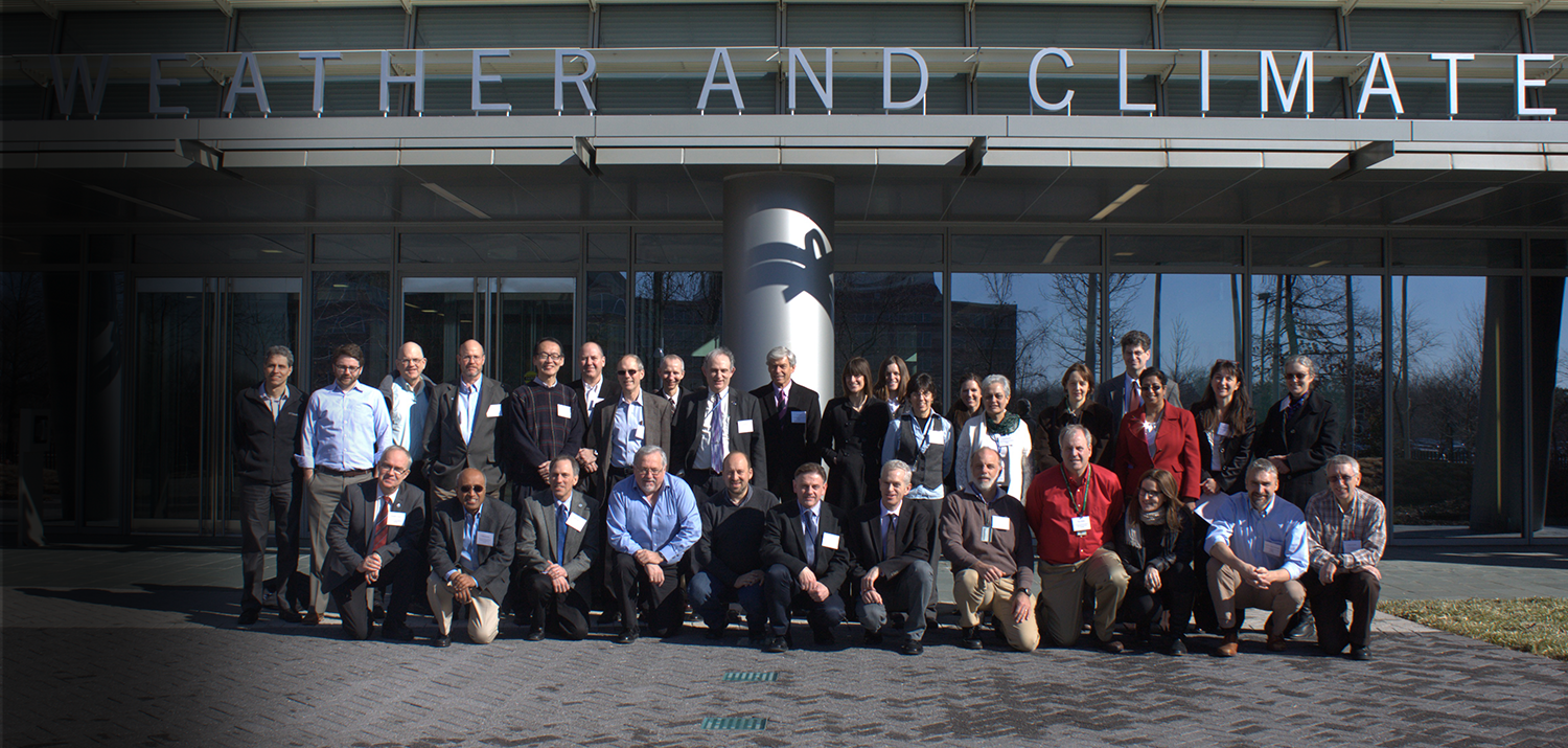 Participants at the U.S. Climate Modeling Summit