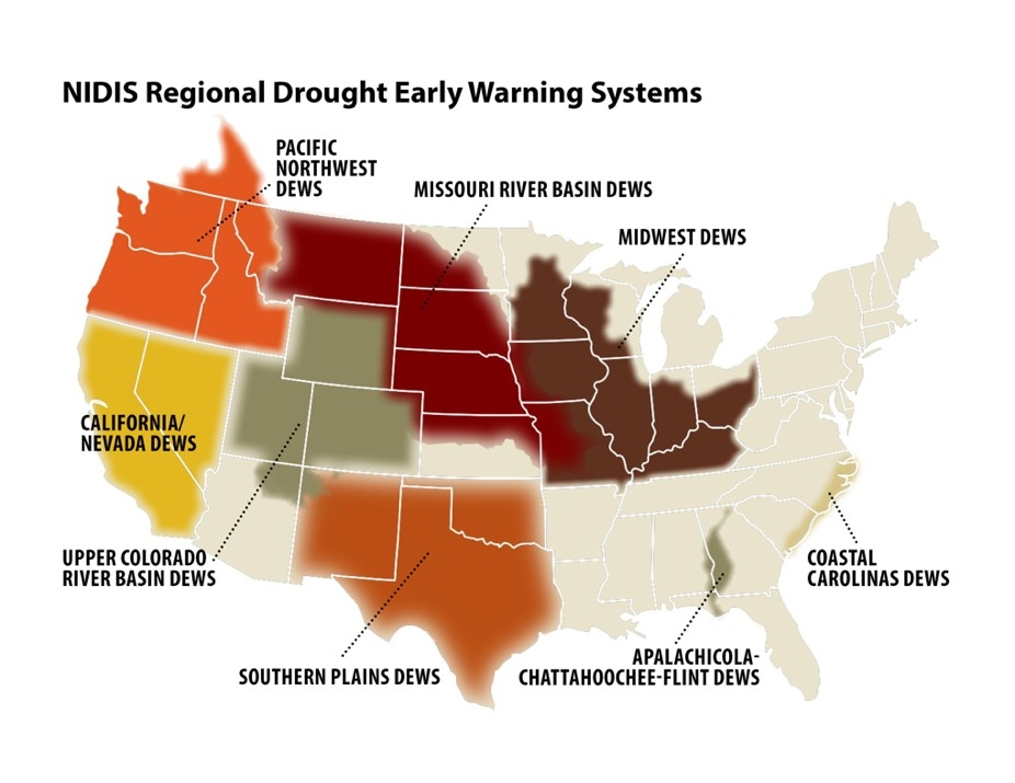 Building Regional Collaboration for Drought Resilience