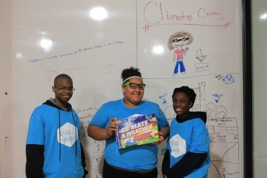 Using Games for Climate Education