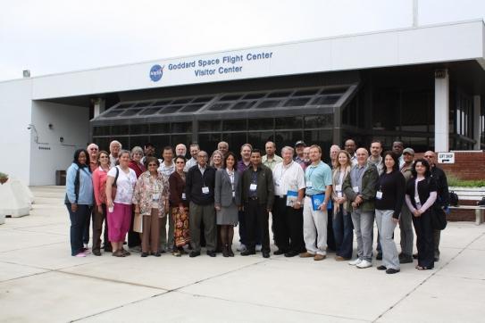 Participants in the AMS Climate Studies Diversity Project workshop in Washington, DC. (Source: AMS)