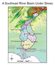 A Southeast River Basin Under Stress