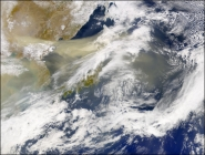 Spring Dust Storm Smothers Beijing