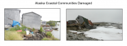 Alaska Coastal Communities Damaged