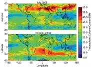 Lower Atmosphere Ozone Transport