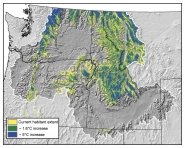 Climate-Induced Changes in Bull Trout Habitat