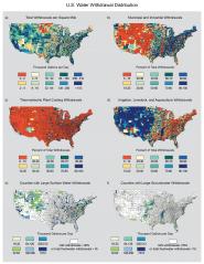 U.S. Water Withdrawal Distribution