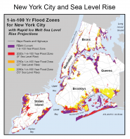 New York City and Sea Level Rise