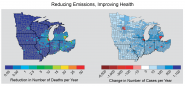 Reducing Emissions, Improving Health