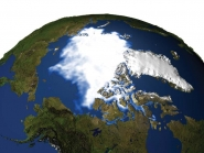 Arctic Perennial Sea Ice, 2003