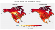 Climate Models and Temperature Change