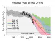 Projected Arctic Sea Ice Decline