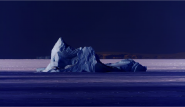 Iceberg in North Star Bay