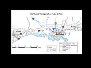 Gulf Coast Transportation Hubs at Risk