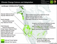NPS & Forest Service Landscape Collaborative Projects