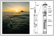 Autonomous Measurement of Ocean Carbon Flux Profiles