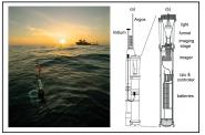 Autonomous Measurement of Ocean Carbon Flux Profiles