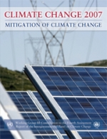 IPCC Climate Change 2007: Mitigation of Climate Change