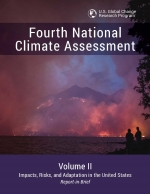 The Report-in-Brief consists of the NCA4 Vol. II Front Matter, Overview, and Executive Summaries of each chapter.