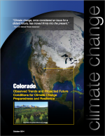 Colorado regional brochure cover