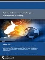 Multi‐Scale Economic Methodologies and Scenarios Workshop