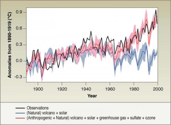Earth's Temperature Variations