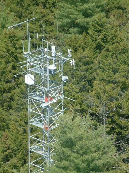 AmeriFlux Research Tower