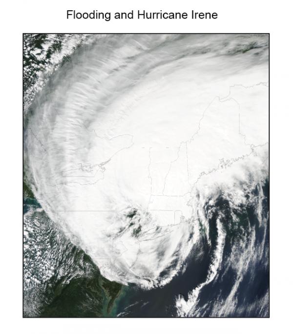 Flooding and Hurricane Irene
