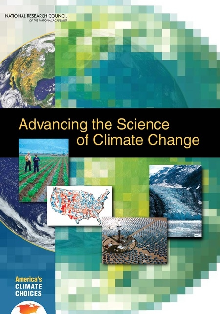 Advancing the Science of Climate Change
