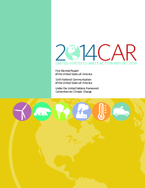 Climate Action Report 2014