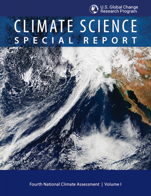 Climate Science Special Report: Fourth National Climate Assessment, Volume I