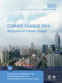 IPCC Climate Change 2014: Mitigation of Climate Change