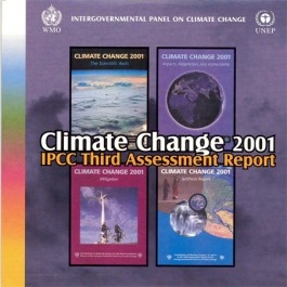 IPCC Climate Change 2001. IPCC Third Assessment Report [CD]
