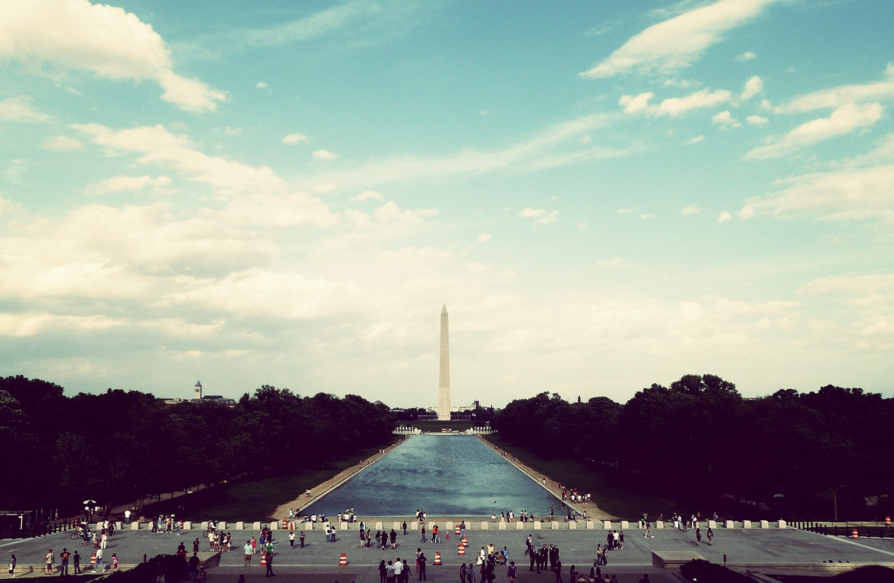 View of the Washington National Mall
